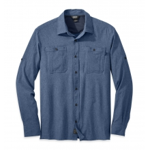 Men's Wayward Sentinel L/S Shirt by Outdoor Research in Mobile Al