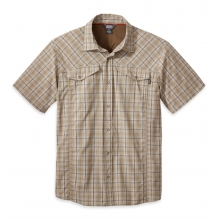 Men's Pagosa S/S Shirt by Outdoor Research in Glenwood Springs Co
