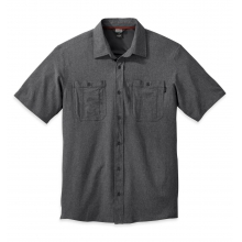 Men's Wayward S/S Shirt by Outdoor Research in Ellicottville Ny