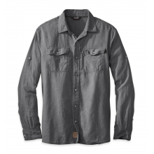 Men's Harrelson L/S Shirt by Outdoor Research in Mobile Al