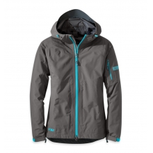 Women's Aspire Jacket by Outdoor Research in Park City Ut