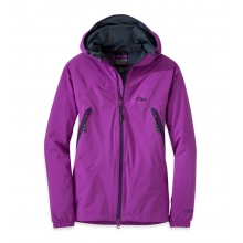 Women's Allout Hooded Jacket by Outdoor Research in Norman Ok