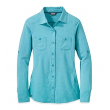 Women's Reflection L/S Shirt by Outdoor Research