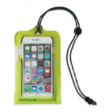 Sensor Dry Pocket Smartphone Large by Outdoor Research in Mobile Al