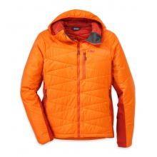 Cathode Hooded Jacket by Outdoor Research in Delafield Wi