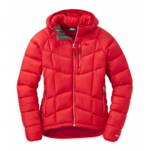 Sonata Ultra Hooded Jacket in Ellicottville, NY