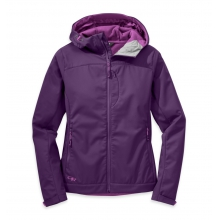 Transfer Hooded Jacket by Outdoor Research in Red Deer Ab