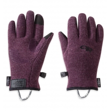 Kids' Flurry Sensor Gloves by Outdoor Research in Vernon Bc