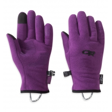 Kids' Fuzzy Sensor Gloves by Outdoor Research in Colville Wa