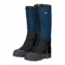 Men's Verglas Gaiters by Outdoor Research in Red Deer Ab