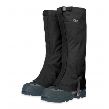 Men's Verglas Gaiters by Outdoor Research in Portland Me