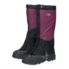 Women's Verglas Gaiters by Outdoor Research in Milford Oh