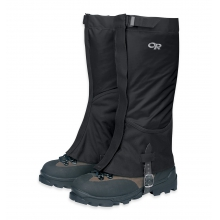 Women's Verglas Gaiters by Outdoor Research in Havre Mt