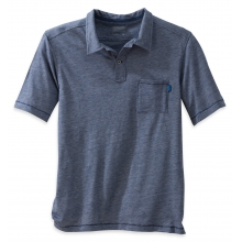 Men's Cooper S/S Polo by Outdoor Research in Nibley Ut