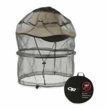 Deluxe Spring Ring Headnet by Outdoor Research in Red Deer Ab