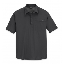 Men's Astroman S/S Sun Polo by Outdoor Research in Park City Ut