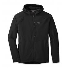 Men's Ferrosi Hooded Jacket by Outdoor Research in Juneau Ak