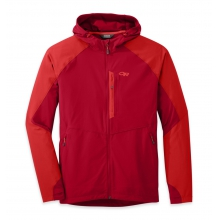 Men's Ferrosi Hooded Jacket by Outdoor Research in Columbus Oh