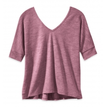 Women's Athena High-Low Tee by Outdoor Research in Portland Me