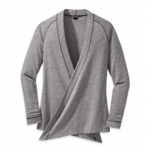 Women's Athena Wrap Top by Outdoor Research in Sylva Nc