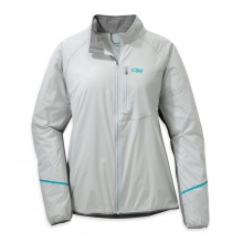 Women's Boost Jacket by Outdoor Research in Seattle WA