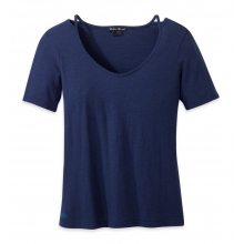 Women's Camila High-Low Tee by Outdoor Research in Seattle Wa