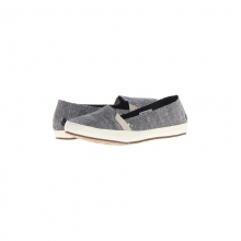 Womens Summer - Closeout Black Chambray 7.5