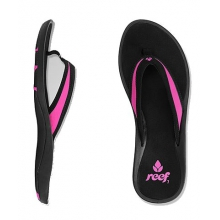 - Reef Movement Wmns - 6 - Black/Hot Pink by Reef