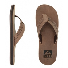 Sur Flip-Flop - Men's-Bronze/Brown-10 by Reef