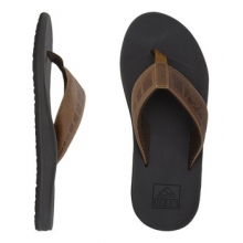 Phantom LE Flip-Flop - Men's-Brown/Tan-8 by Reef