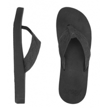 Sandy Love Flip-Flops - Women's-Black/Black-5