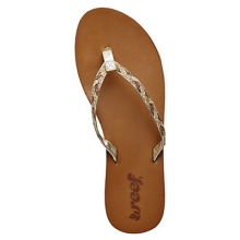 Twisted Stars Womens Flip Flops