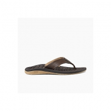 Mens Swellular Cushion Lux - Closeout Brown/Gum 8 by Reef