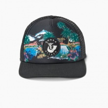 - SHAKATTACK CAP - XX - Black