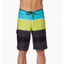 - SLIDEAZOID BOARDSHORT - 34 - Teal by Reef