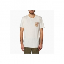 Mens Ilandz Crew - Closeout Ivory XL by Reef