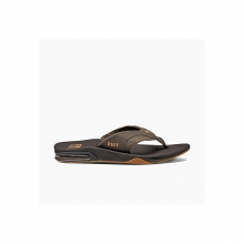 Mens Fanning - Closeout Light Grey/Black 12 by Reef
