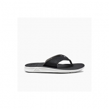 Mens Rover - Closeout Black/White 8 by Reef