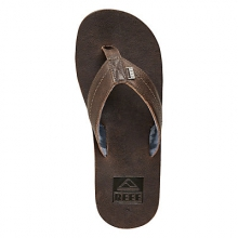 We Heart Leather Mens Flip Flops