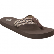 Smoothy Sandal Mens - Brown/Brown 9 by Reef