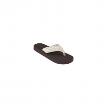 Womens Sandy Sandals  Brown / Taupe 6 by Reef