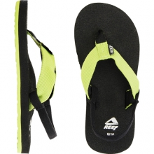 Todos Sandals - Little Kids: Black/Green, 3-4