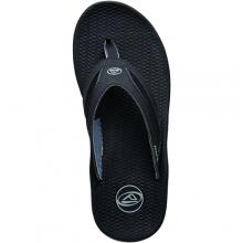 Flex Sandals - Men's: Black/Silver, 9