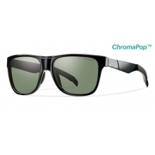 Lowdown - ChromaPop Polarized Gray Green by Smith Optics in Greenville Sc