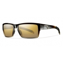 Outlier - Polarized Gold Gradient Mirror