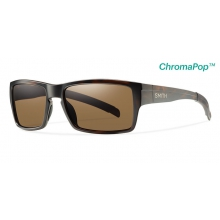Outlier - Polarized Brown by Smith Optics in Athens GA