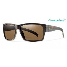 Outlier XL - Polarized Brown by Smith Optics in Chino Ca