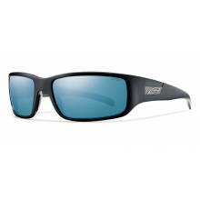 Prospect - Polarized Blue Mirror by Smith Optics in Great Falls Mt