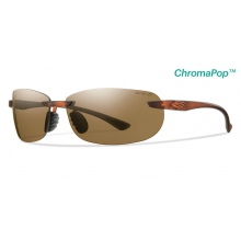 Turnkey - ChromaPop Polarized Brown by Smith Optics in Bozeman Mt