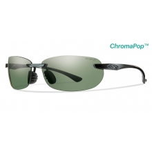 Turnkey - ChromaPop Polarized Gray Green by Smith Optics
